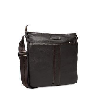 ERMENEGILDO #ZEGNA: Shoulder bag Black - 45218607WK