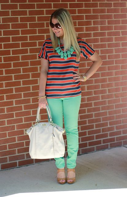 A new favorite fashion blogger
