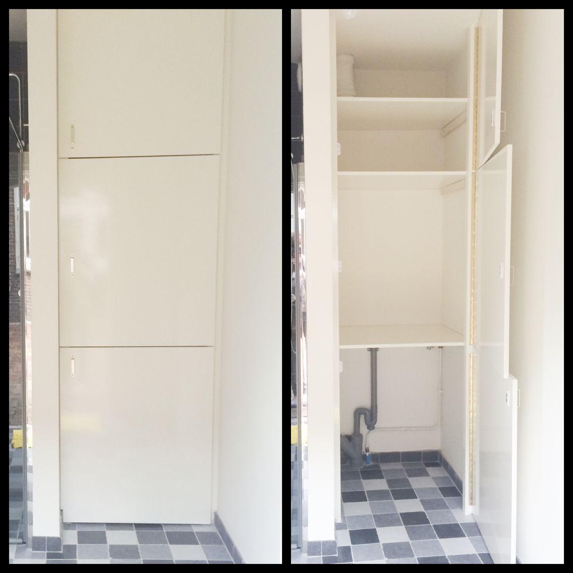 Wasmachine Kast Leenbakker : Ikea wasmachine ombouw free wasmachine verhoger met lade ikea