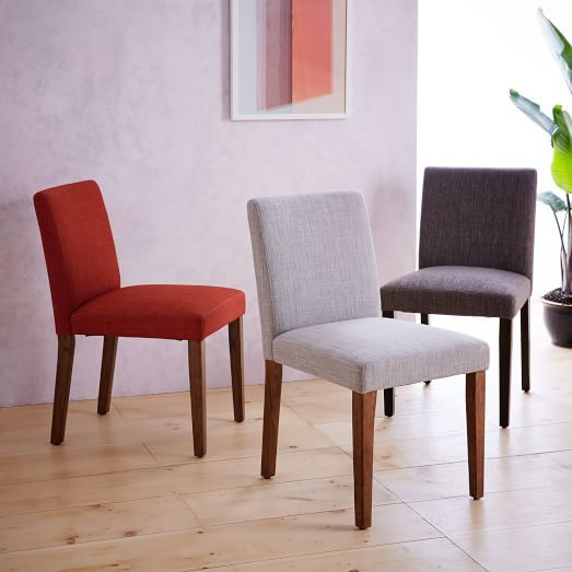 Porter Chair   Dining room chairs, Dining chairs, Mid ...