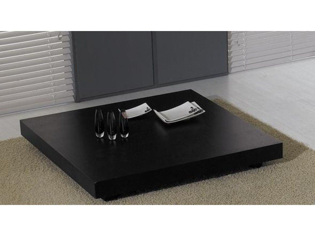 Image for Low Profile Coffee Table