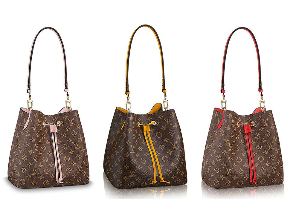 522657137cee The Louis Vuitton Neonoe Bag May Be the Brand s Most Underrated Design