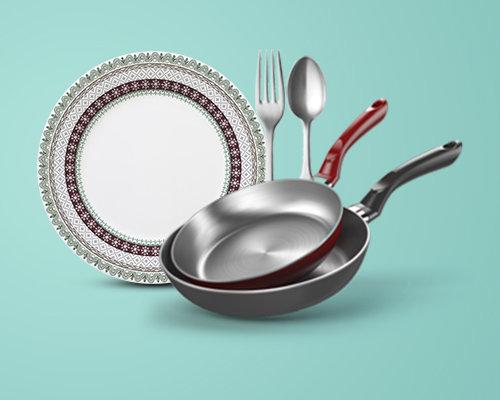 تسوق عبر الإنترنت لأغطية الفراش ومستلزمات الحمام اشتري أواني الطبخ أواني المطبخ أواني المطبخ بأفضل الأسعار في المملكة Kitchen Dinning Buy Kitchen Kitchen