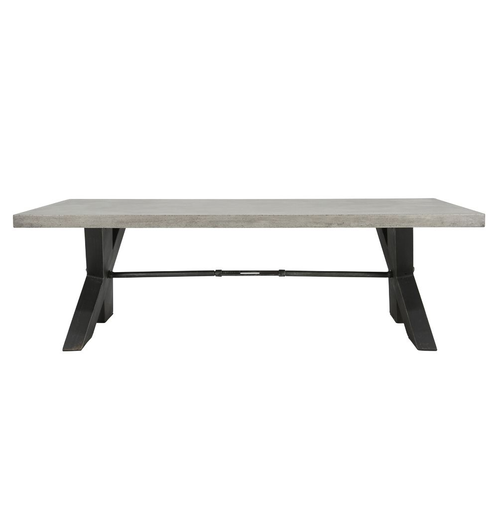 Empire Concrete Dining Table
