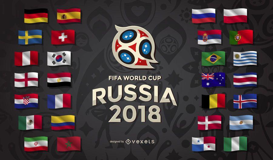 Resultado de imagen para logo rusia 2018