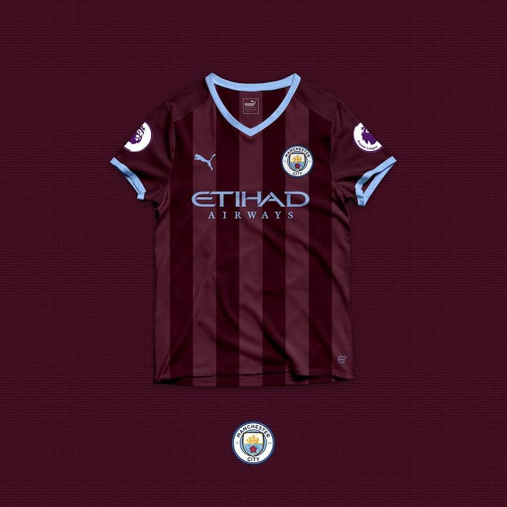 72fababab9f Best Of - 13 Unique Puma Manchester City 19-20 Concept Kits - Footy  Headlines