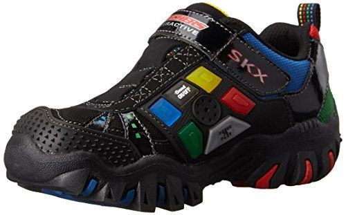 Skechers Damager Game Kicks Schuhe Kinder Sneaker Turnschuhe