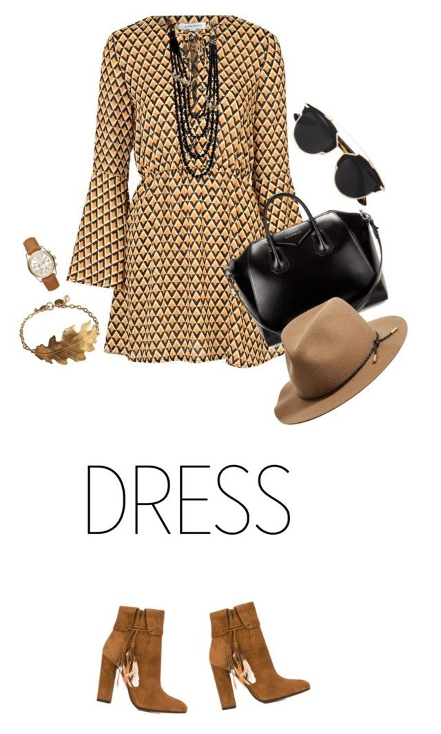 """""""Untitled #4381"""" by lisadcruciani ❤ liked on Polyvore featuring Glamorous…"""