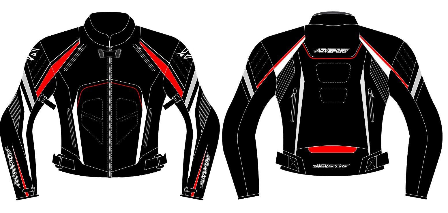 IMP09 leather jacketIMP Leather jacket, Waterproof