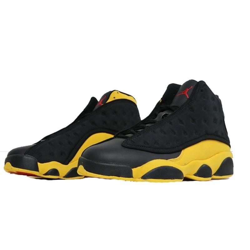 fd7ff449dcd Jordan Retro 13 XIII Men Basketball Shoes Melo Altitude Bred Athletic  Athletic Sport Sneaker Chicago White