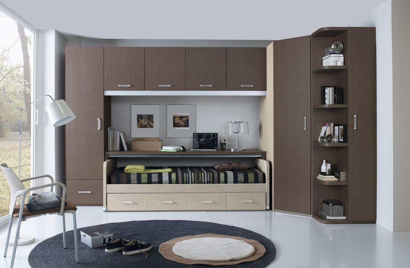 Muebles Orts Sonrie Idees 2 Dormitorio Juvenil 65 Dormitorio  # Quartos Muebles