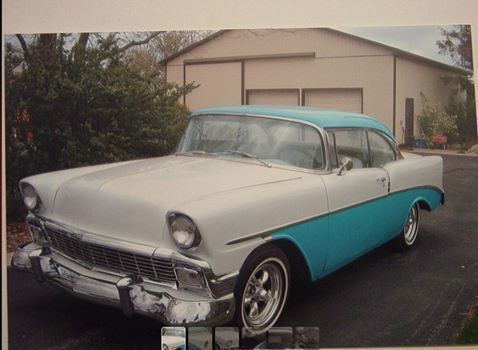 1956 Chevy 210 Ontario 31 900usd Please Call Carl 905 308 0575 To See This Car Chevy Classic Cars Cars For Sale