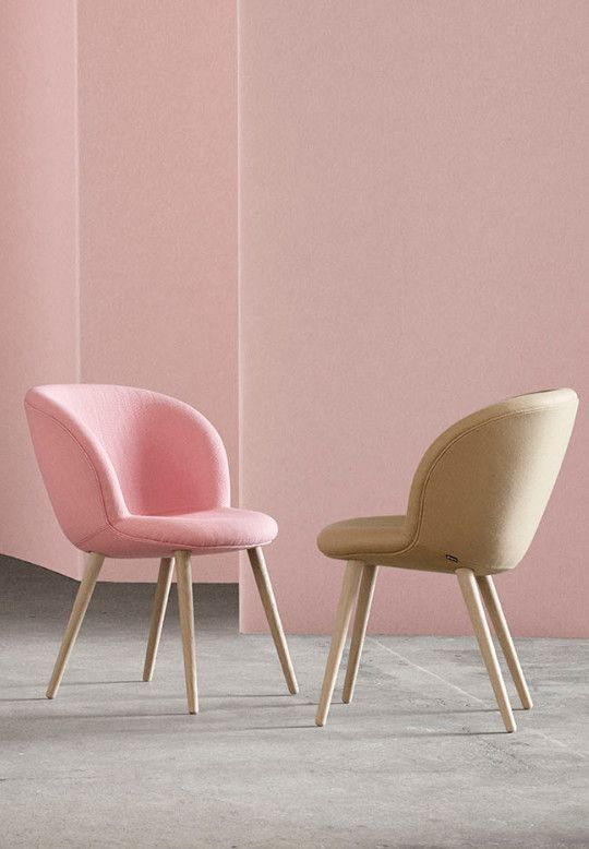 Halle Launches New Products For A World In Motion Pink Chair Interior Furniture Furniture
