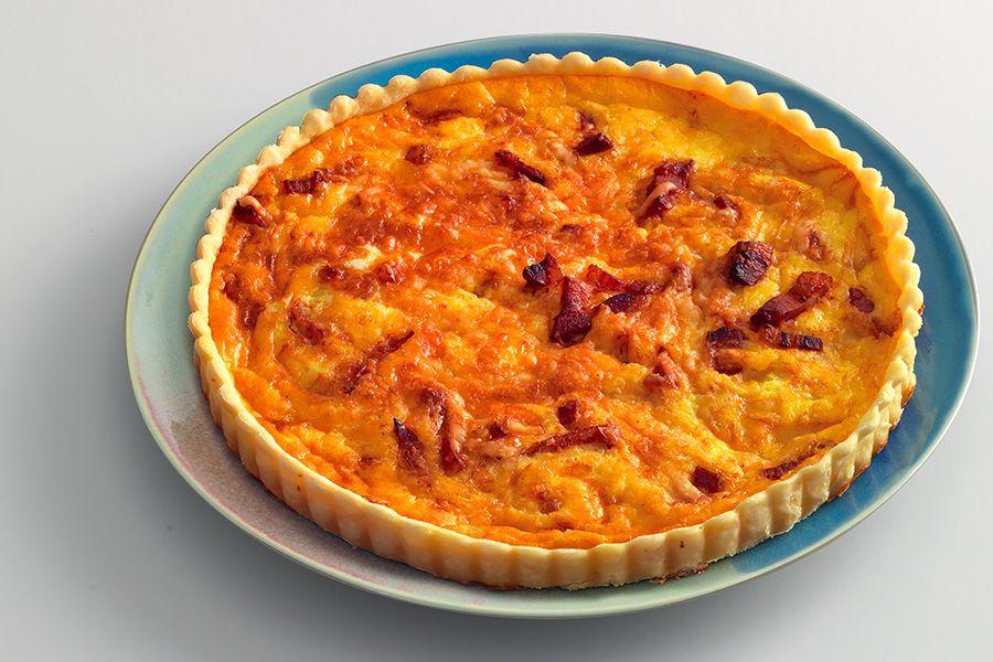 Ricetta Quiche Lorraine - La Cucina Italiana: ricette, news, chef, storie in cucina