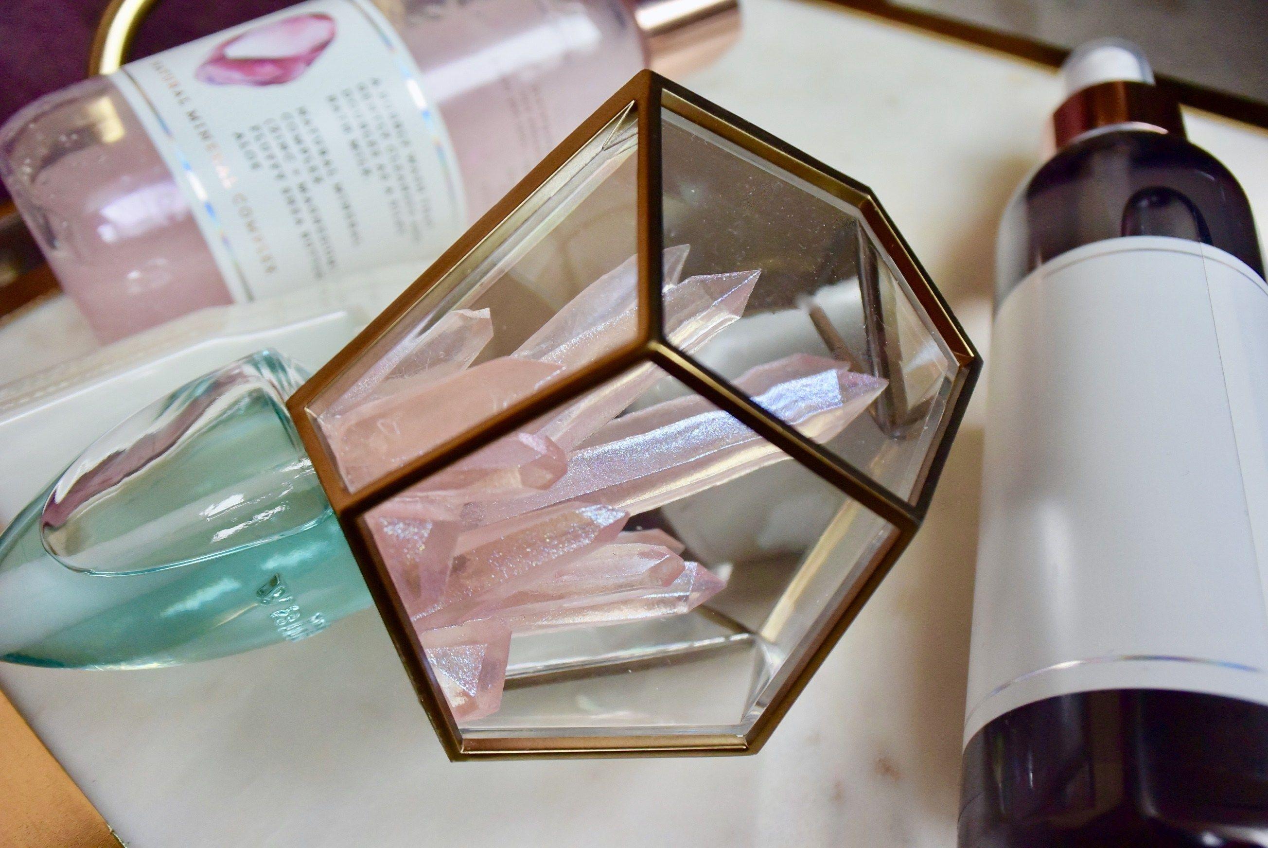 Rose Quartz Moonstone Inner Bliss Pinterest Rose Quartz