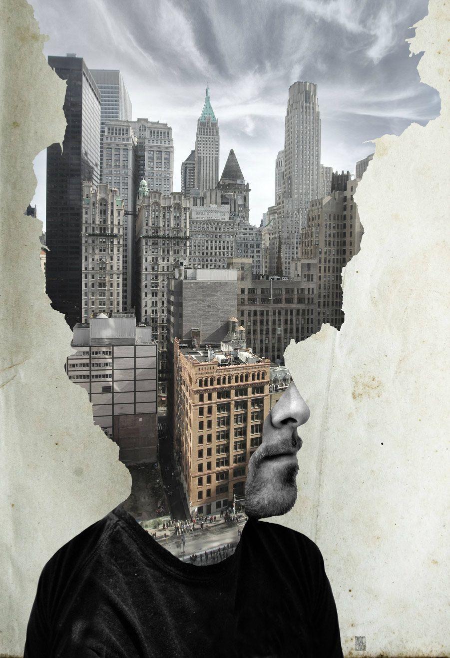 Photographer Spotlight Andrea Costantini Photography Collage Collage Artwork Photo Collage