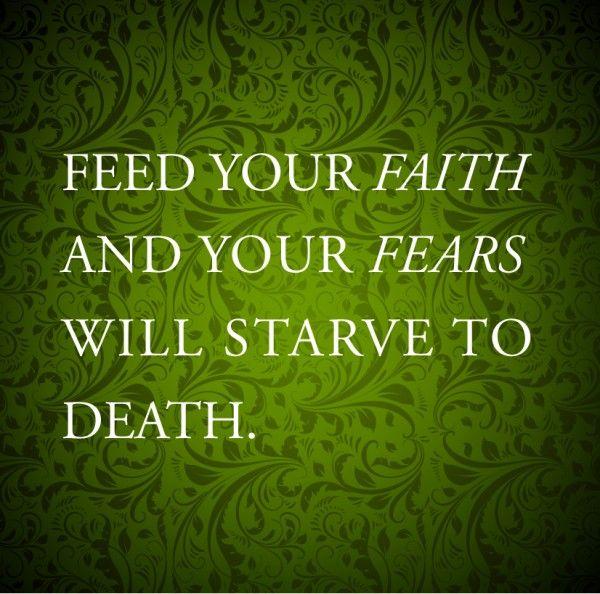 Feed Your Faith    http://www.facebook.com/LikesJesus