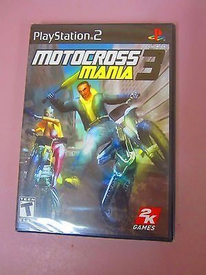 awesome Motocross Mania 3 (Sony PlayStation 2 2005) Brand New Factory Sealed - For Sale Check more at http://shipperscentral.com/wp/product/motocross-mania-3-sony-playstation-2-2005-brand-new-factory-sealed-for-sale/