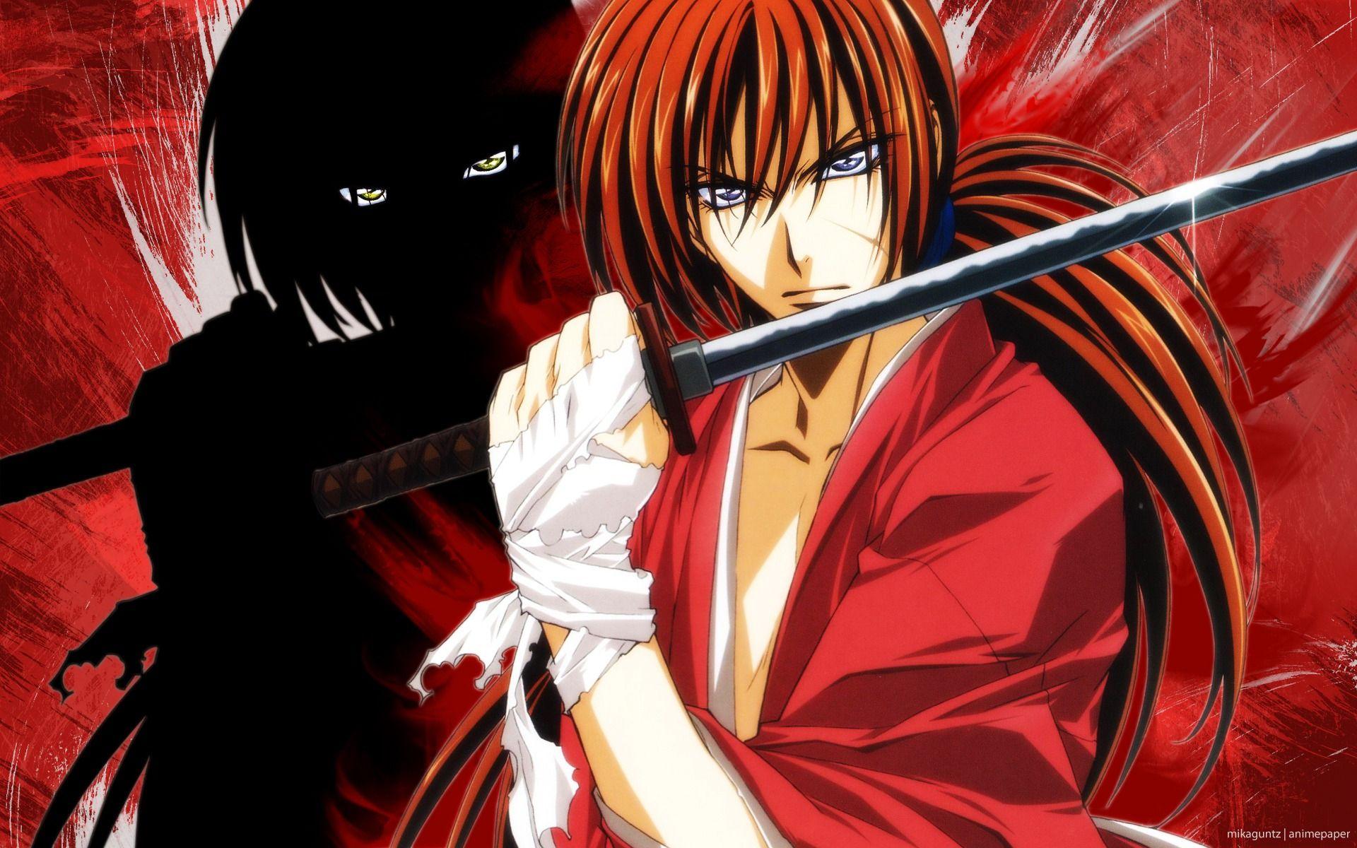 Rurouni Kenshin manslayer (With images) Rurouni kenshin