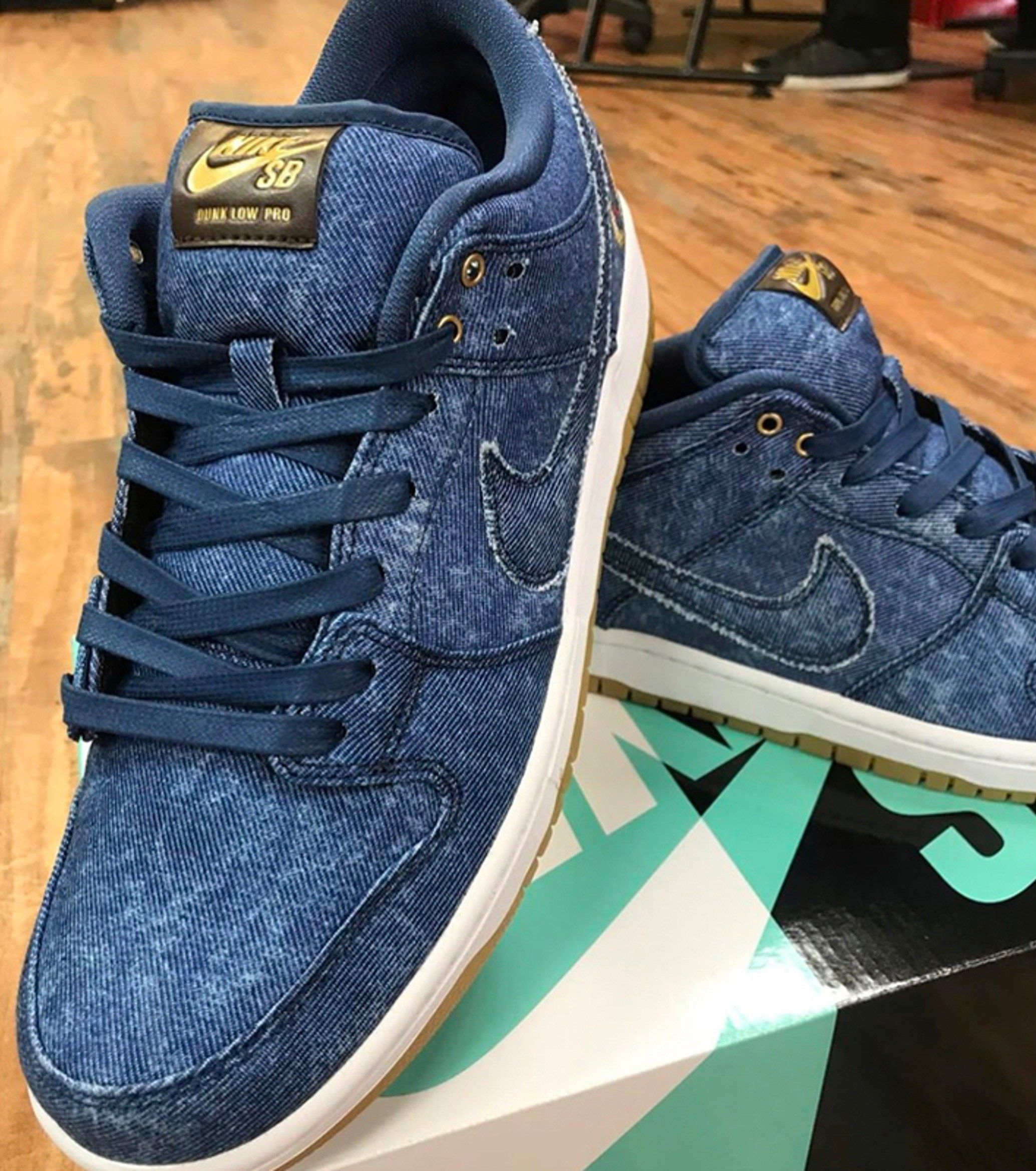 Preview: Nike SB Dunk Low \