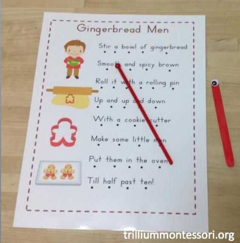 December Phonological Awareness | Phonological awareness, Montessori ...
