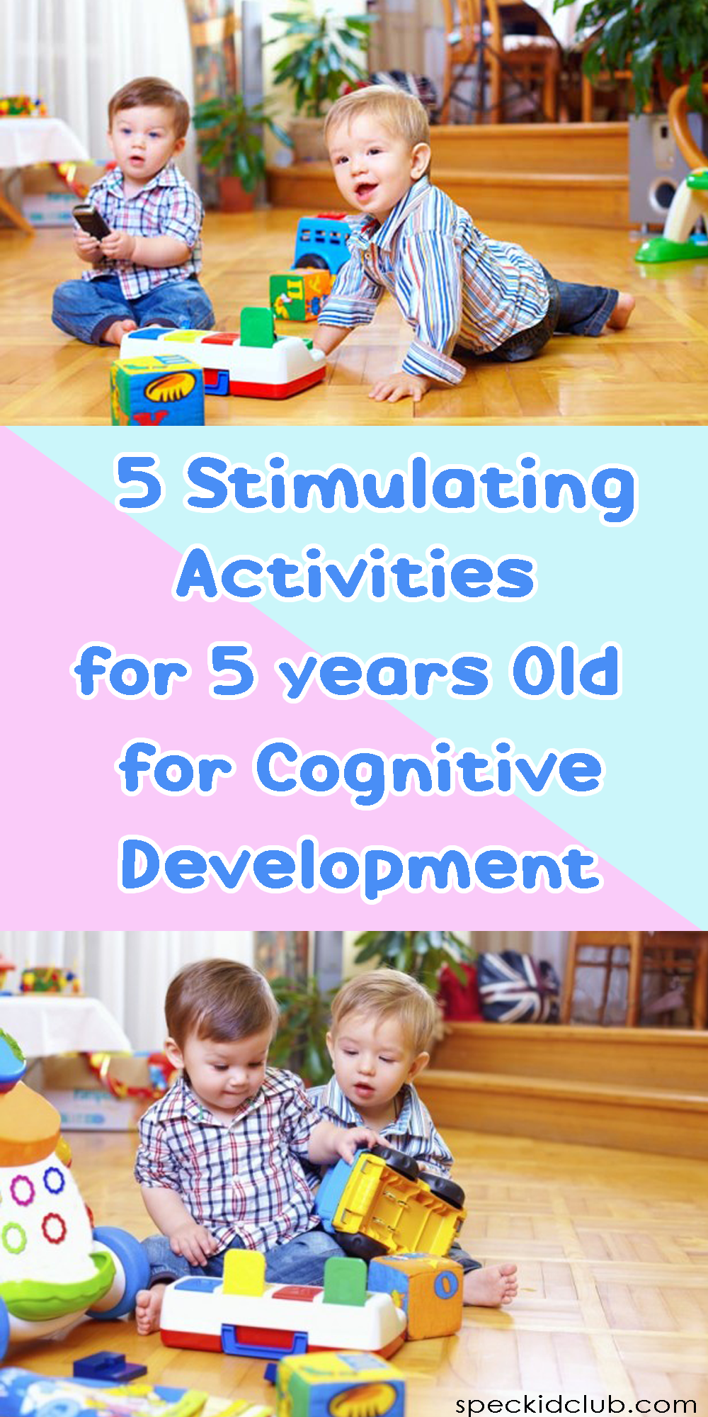 5 Stimulating Activities for 5 years Old | Activities for ...