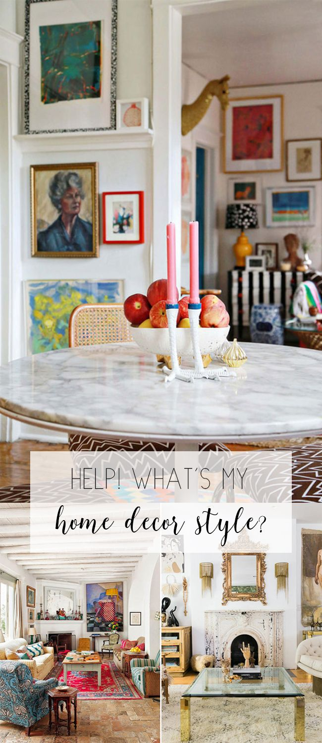 Home Decor Style Maximalist | Decor styles, Funky junk and Repurposing