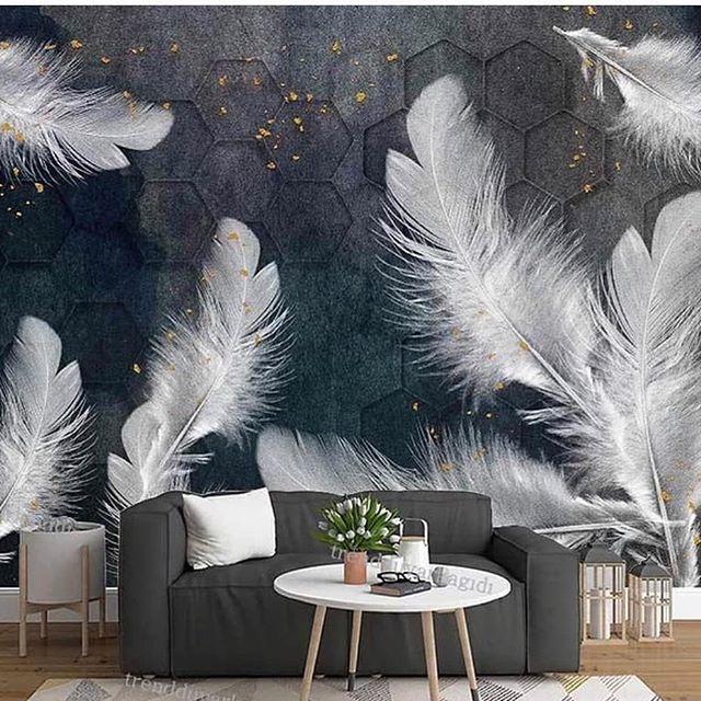 3d Wallpaper Uae ورق جدران 3d Wallpaper Uae Instagram Photos And Videos Luxury Bedroom Master 3d Wallpaper Luxurious Bedrooms