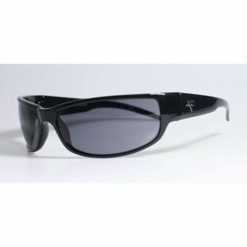 1424cd7035 Fatheadz Big Daddy FH00128 Extra Large XL Mens Wrap Sunglasses Black Frame