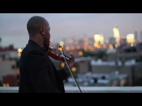 Official Video For New York Based Violinist Damien Escobar S Cover
