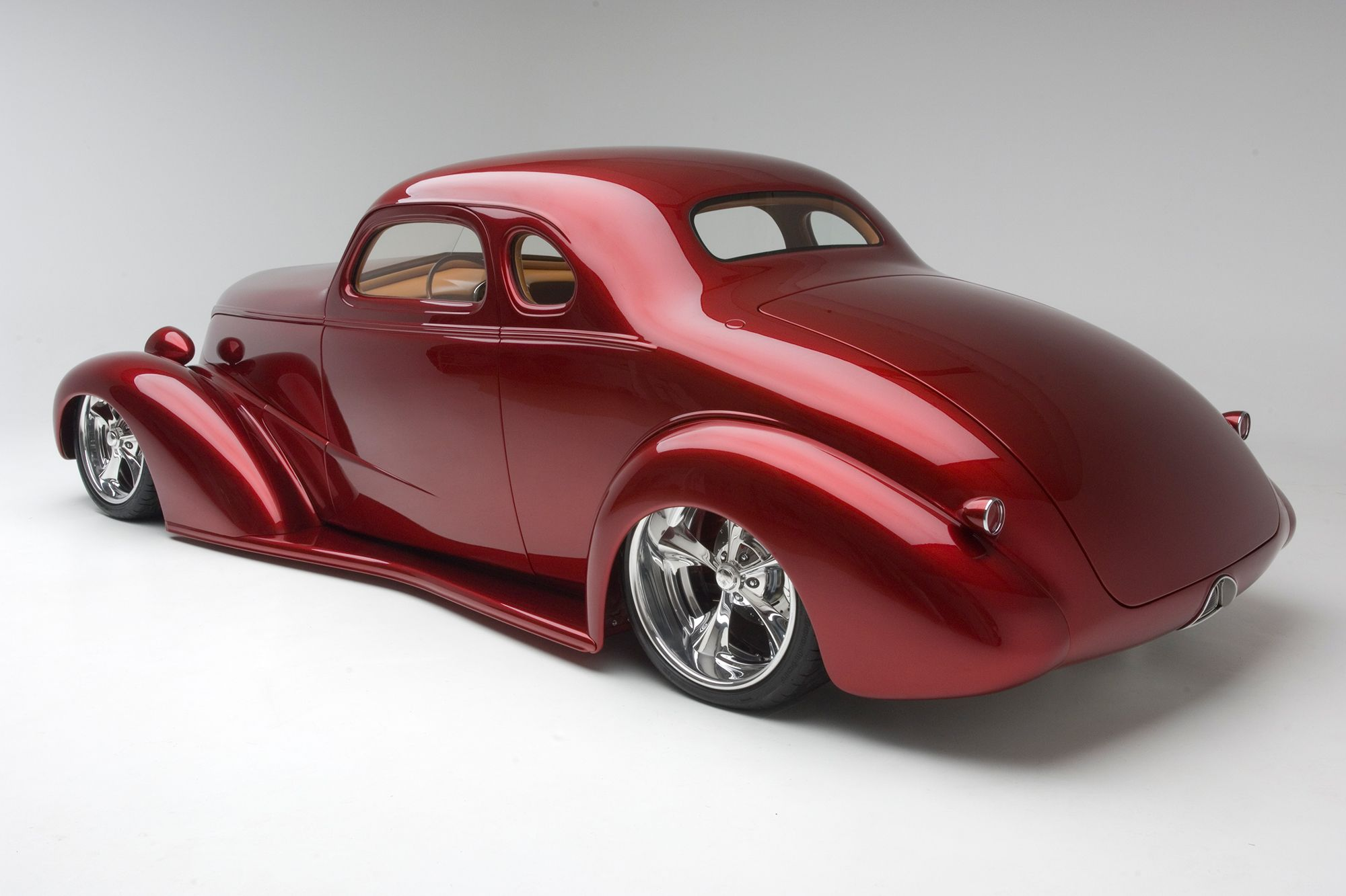 1937 Chevrolet by Kindig It Design Cool Rides