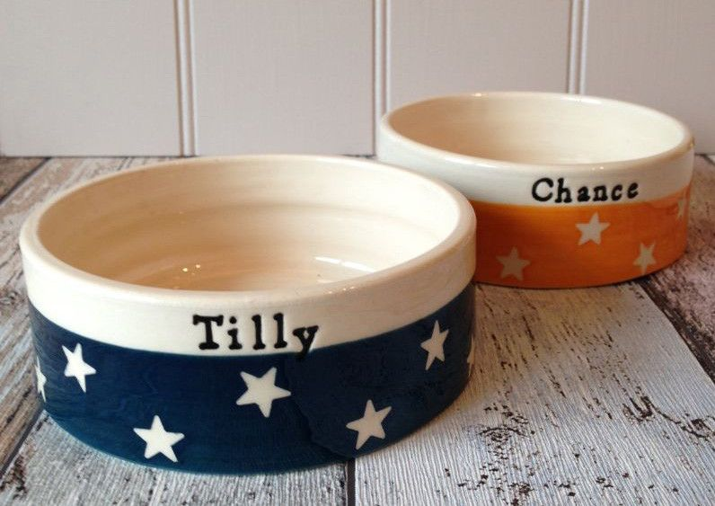 Cat bowls from £19.99