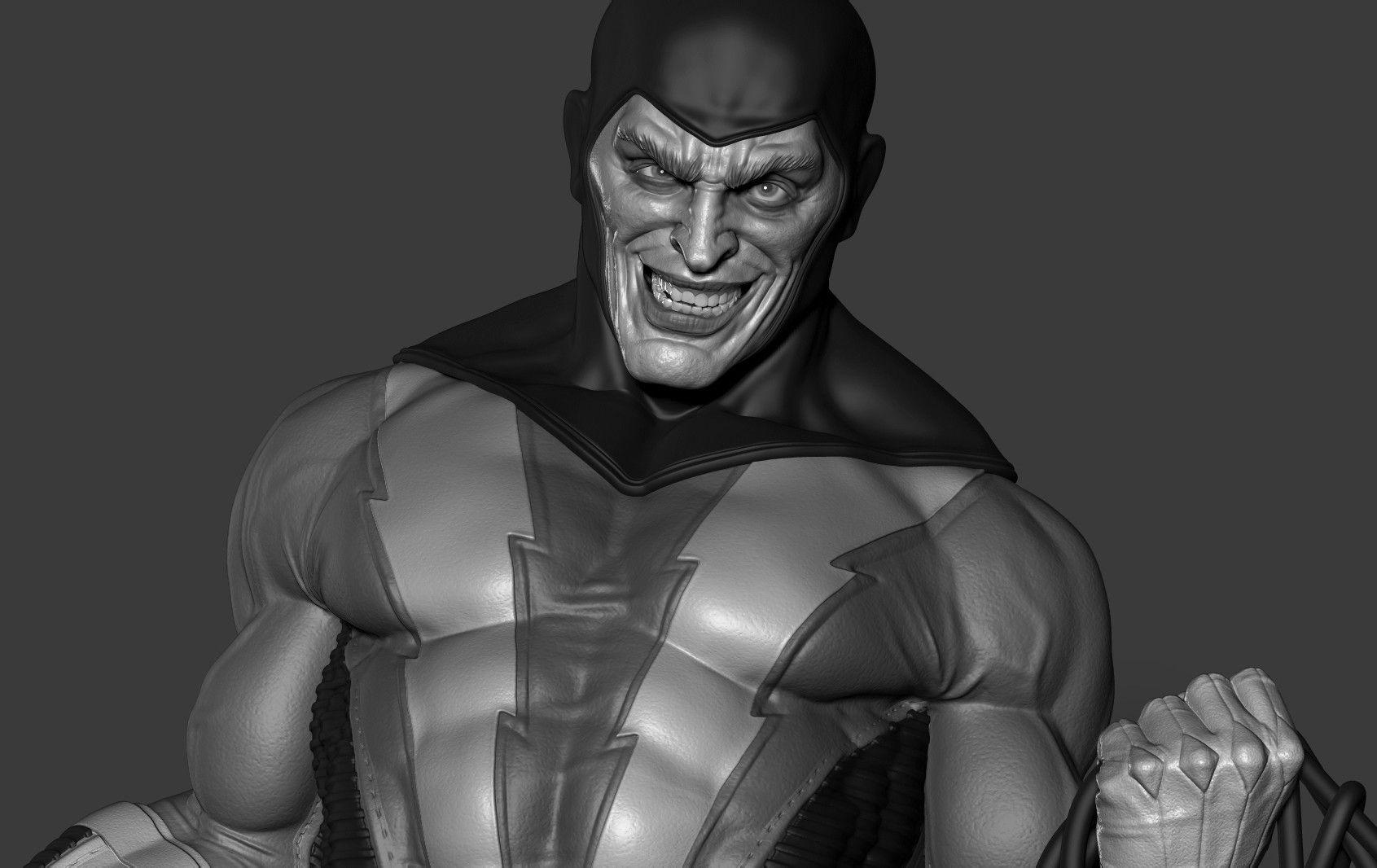 ArtStation - Marvel Electro for XM Studios, Daniel Bel | inspiration ...