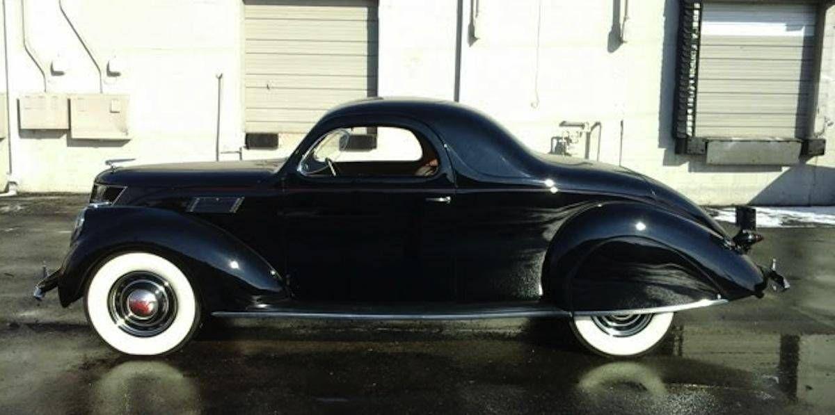 1937 Lincoln Zephyr For Sale 2075275 Hemmings Motor News Cars