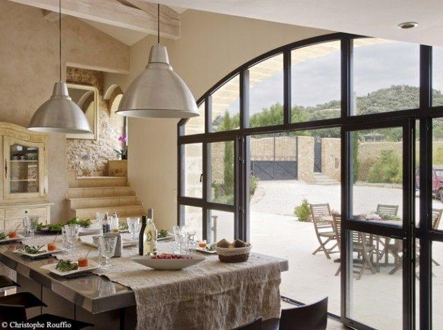 Des Salles À Manger Très Déco | French Table, Interiors And Interior