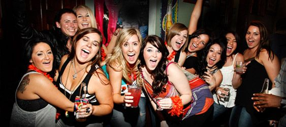 Super Fun Hens Night with assistance from the Nightcruiser Party Bus Perth Tours.