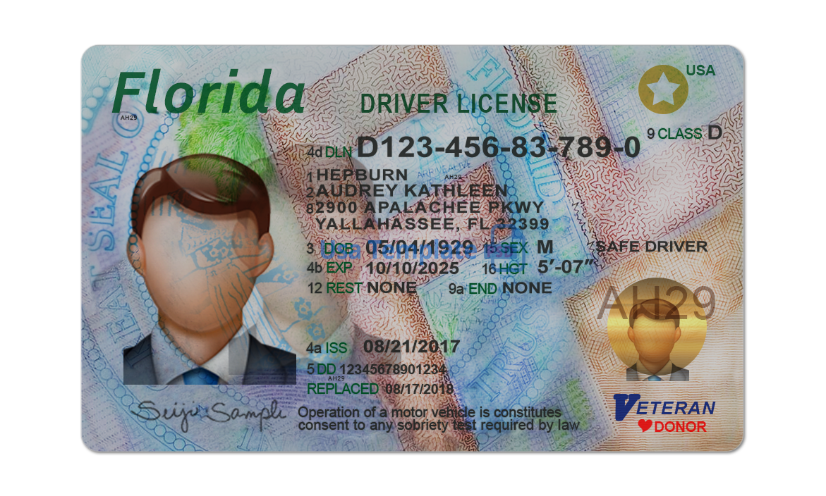 Drivers License Psd Template High Quality Photoshop Template Id Card Template Drivers License Driving License