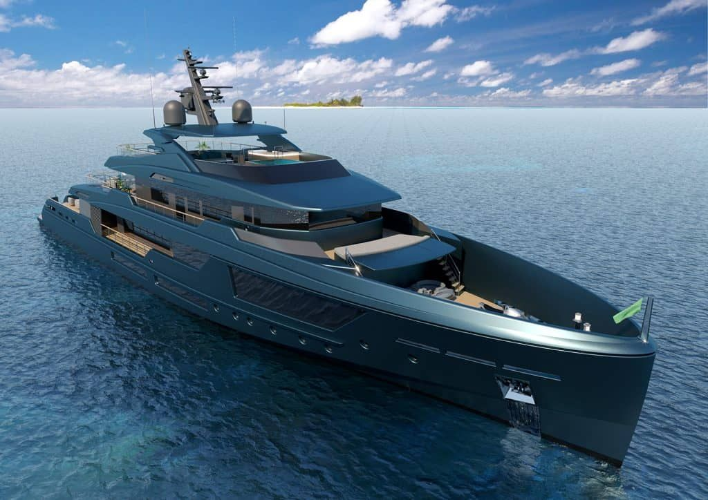 Discovery 57 Is Mondomarine S Newest Super Yacht Concept And It S