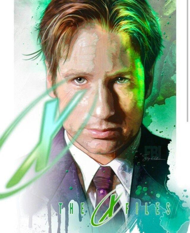 Pin by pamala whipp on The X Files   X files, Mulder, 25 ...