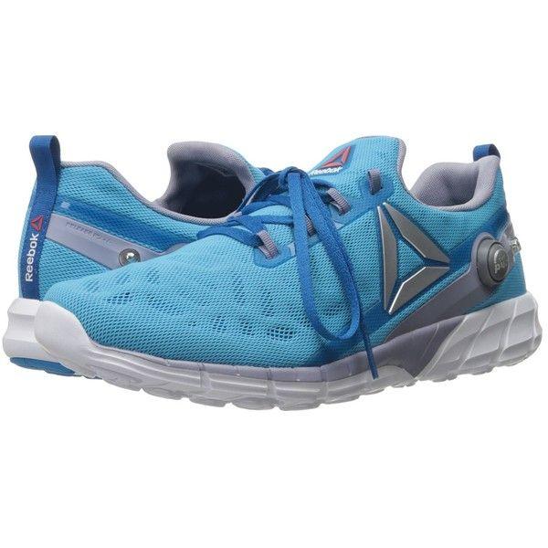 Provided Womens Athletic Shoes Reebok Zpump Fusion 2 5 Instinct Blue Wild Blue Purple Fog Silver M