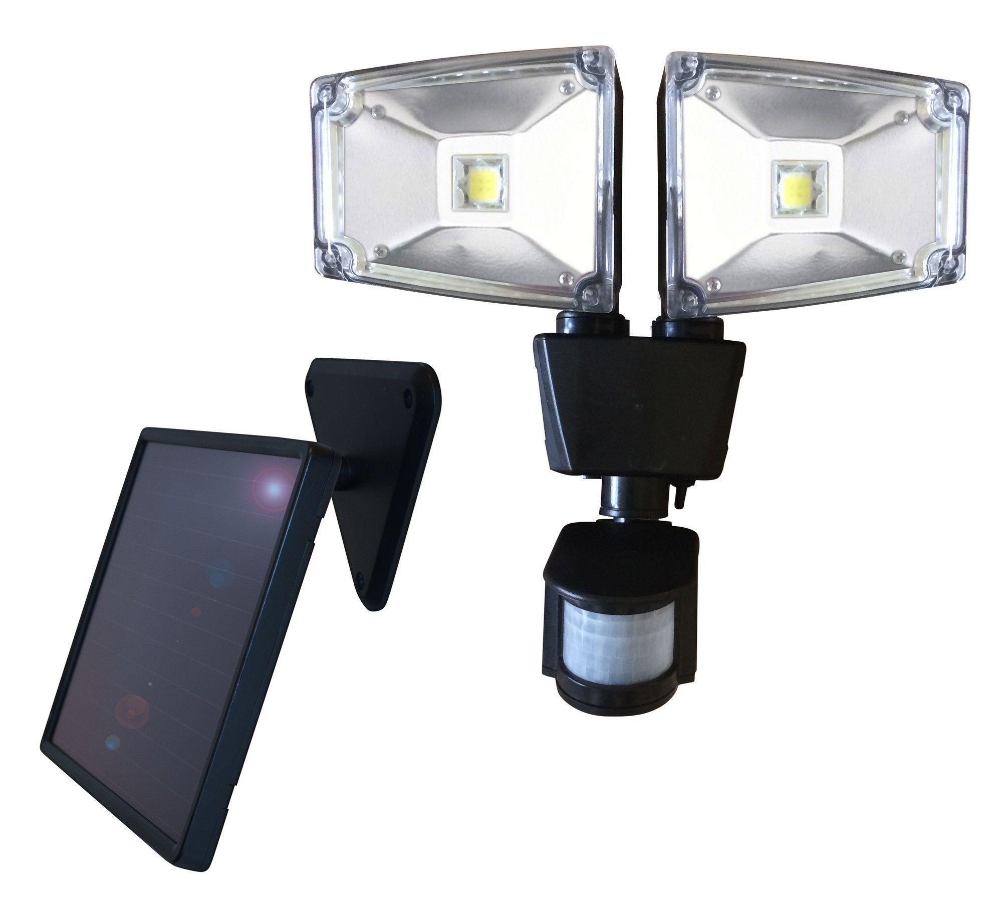 70 Watt Ledsolar Power Dusk To Dawn Flood Light With Motion Sensor Security Lights Outdoor Security Lights Led Flood Lights