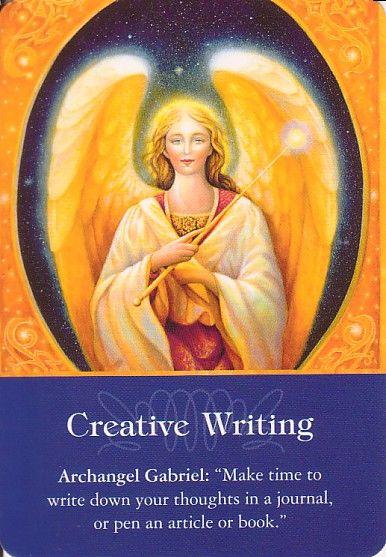 Resultado de imagem para Archangel oracle cards