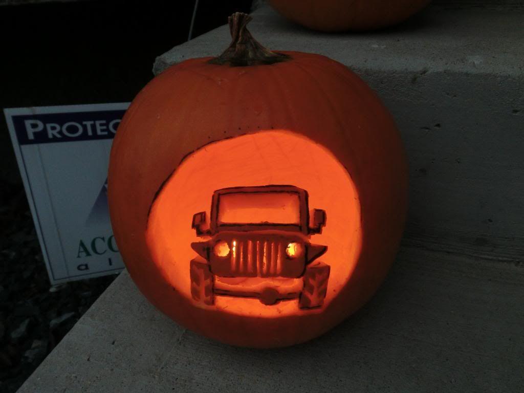 jeep pumpkin carving halloween jeep pumpkin cute pumpkin rh pinterest com