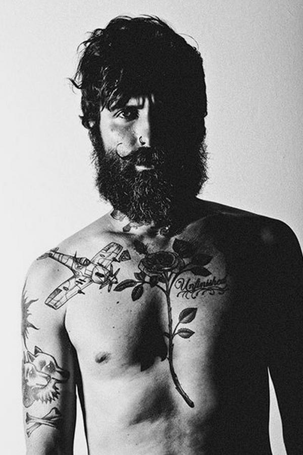 #Beard / #Mustache / #Photography