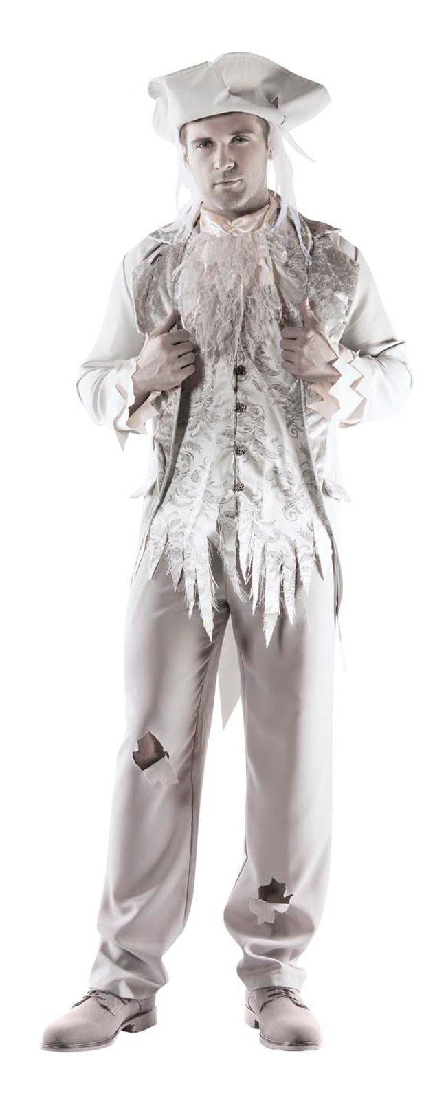 Ghostly Gent Adult Costume  sc 1 st  Pinterest & Ghostly Gent Adult Costume | Products | Pinterest