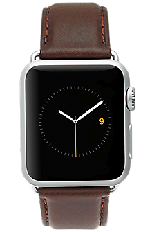 apple watch leather band 42mm