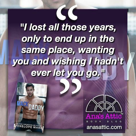 Book Review – Mack Daddy by Penelope Ward | Ana's Attic Book Blog