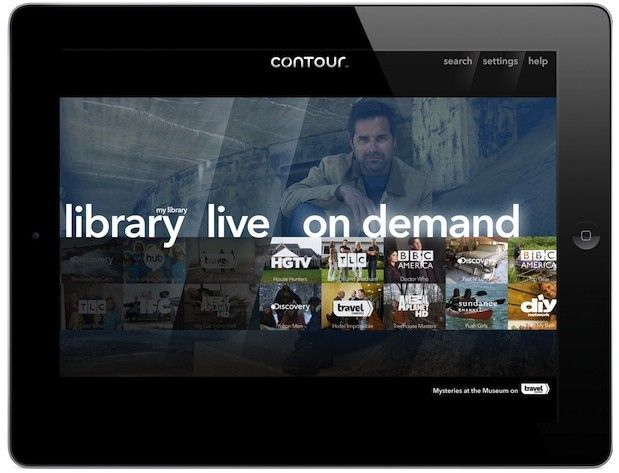 Cox Cable launches personalized Contour experience with iPad app