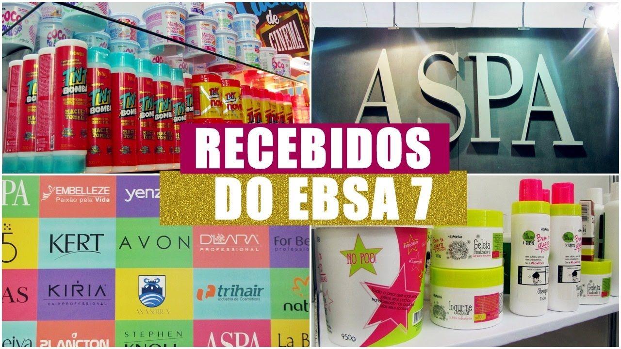 Recebidos do EBSA 7