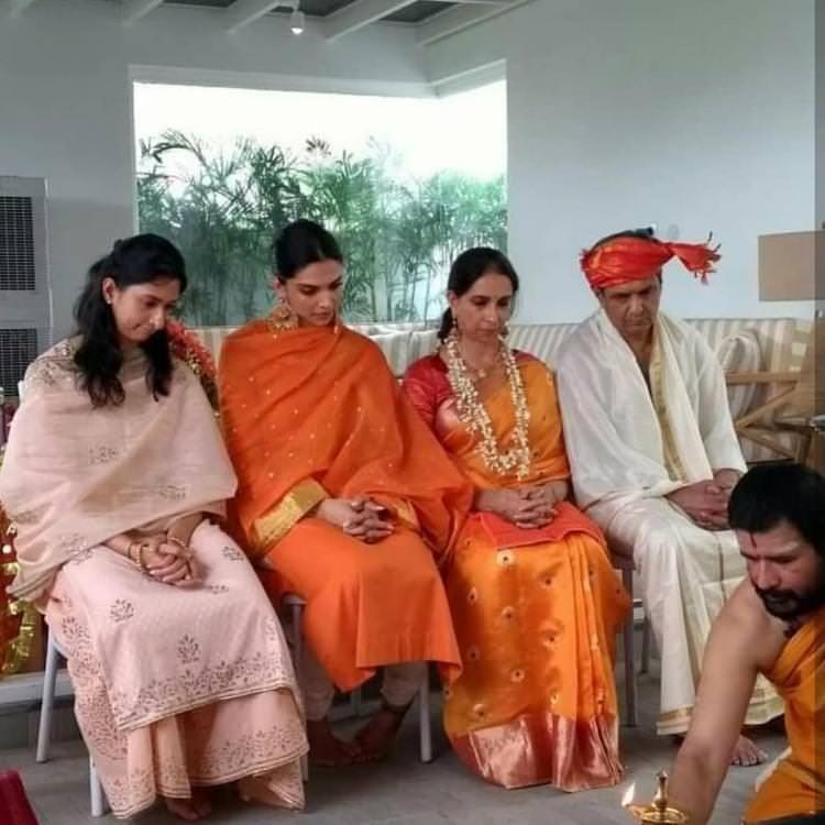 La Gran Boda De Ranveer Singh Y Deepika Padukone Deepika Padukone Style Deepika Padukone Bollywood Wedding